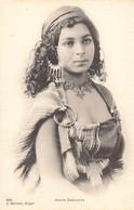 Algérie - Jeune Bédouine - Ed. J. Geiser 205. - Donne