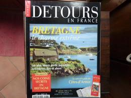 Détours En France - Numéro 43 - BRETAGNE - 1998 - Tourism & Regions
