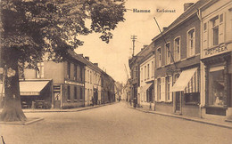 HAMME (O. Vl.) Kerkstraat - Apotheek - Hamme
