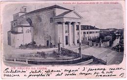 UDINE UN SALUTO 1901 - Udine