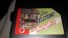 Italia - Lavoro - Col Telefono... - Euro 5.00 - 31/12/2005 - Öff. Werbe-TK