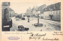 Offenburg (BW) Metzgerstrasse - Offenburg