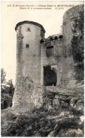 63 Chateau Féodal De MONTMORIN - Entrée De La Première Enceinte - Altri Comuni