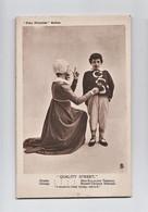 026 Ellaline Terriss, George Hersee., C1910 Actors.  Tuck's Postcard.       Ref  Actor 026 - Entertainers