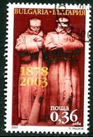 BULGARIA 2003 Liberation Of Bulgarian State Used.  Michel 4501 - Gebraucht