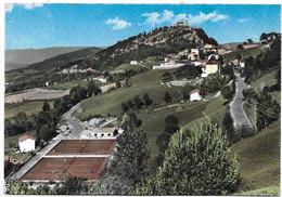 Sestola (Modena). Campi Da Tennis E Veduta. - Modena