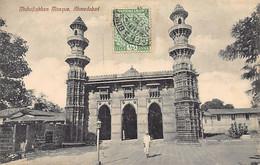 India - AHMEDABAD - Muhafiz Khan Mosque - India