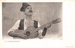 NAPOLI - Costumi Napoli - Chitarrista - Ed. Richter & Co. 92 - Napoli (Napels)