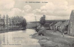 HAN SUR LESSE (Namur) La Lesse - Autres