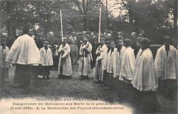 Lyon 1 Institution Des Chartreux Inauguration Du Monument Aux Morts - Lyon 1