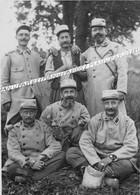 1914 - 1915 / CARTE PHOTO / 3e RI ( DIGNE - HYERES ) ? SOLDATS NOMMES / MARSEILLAIS / REGIMENT D'INFANTERIE / MARSEILLE - Oorlog, Militair