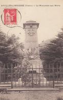 86 - Availles-Limousine - Beau Cliché Du Monument Aux Morts - 1914-1918 - Availles Limouzine