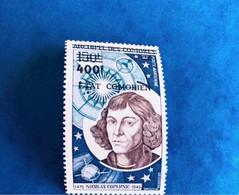 COMORES 1 V Neuf ** Aerien PA 92 Copernic  COMOROS KOMOREN - Comores (1975-...)