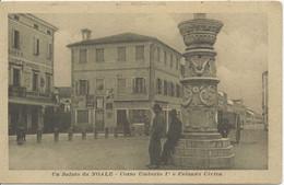 NOALE - VENEZIA - CARTOLINA VIAGGIATA NEL 1916 - ANNULLO DI POSTA MILITARE - - Other Cities