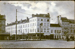 Molenbeek : SBP Porte De Flandre - Molenbeek-St-Jean - St-Jans-Molenbeek