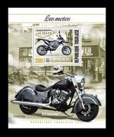Togo 2020 Mih. 11876 (Bl.2174) Motorcycles MNH ** - Togo (1960-...)