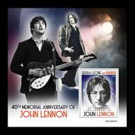 Sierra Leone 2020 Mih. 12777 (Bl.2033) Music. Singer John Lennon MNH ** - Sierra Leone (1961-...)
