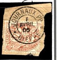 41657 - JOURNAUX P.P. DIEPPE - 1877-1920: Periodo Semi Moderno