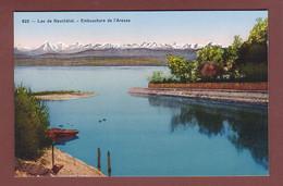 Lac De NEUCHÂTEL - Embouchure De L'Areuse - NE Neuchatel