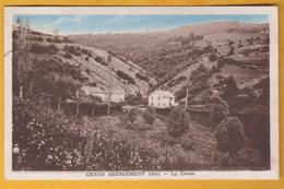 Grand-Abergement - La Creuse - CAD - Ohne Zuordnung