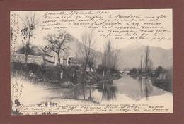 France - Environs De Grenoble - Bords Du Furon à SASSENAGE - 1901 - Grenoble