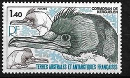 TAAF  N° 78  Cormoran De Kerguelen      Neuf * * TB = MNH VF   Soldé    Le Moins Cher Du Site   ! ! ! - Seagulls