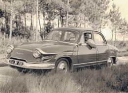 K1 - Photo - Lot De Cinq Photos Pour Cette PL17 PANHARD - Août Et Septembre 1961 - Auto's