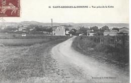 N/         17    Saint-georges De Didonne        Vue Prise De La Crete - Saint-Georges-de-Didonne