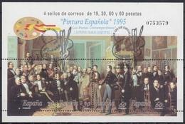 ESPAÑA 1995 Nº 3401 USADO 1º DIA - 1991-00 Usati