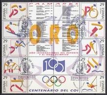 ESPAÑA 1994 Nº 3325/3334 USADO 1º DIA - 1991-00 Used