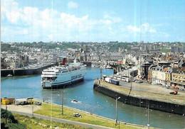 "C P S M Ferry  Bateau  "" Versailles  "" Car Ferry  Dieppe Le Port - Traghetti"