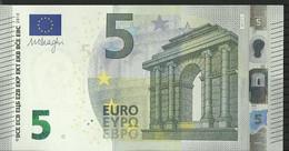 5 EURO AUTRICHE - AUSTRIA N015 UNC DRAGHI - 5 Euro
