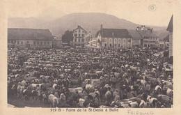 Foire De La St Denis à Bulle - FR Freiburg
