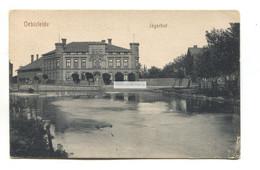 Oebisfelde - Jägerhof - Old Germany Postcard - Other