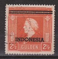 Indonesie 9 Used ; Hulpuitgifte 1948 FIRST STAMPS OF INDONESIA Netherlands Indies Nederlands Indie 359 - Indonesië