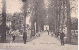 Liège - Cimetière De Robermont - Heliotypie De Graeve Gand - Luik