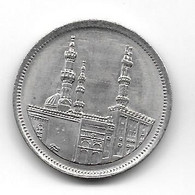 Lot De 4 Pièces : Egypte, Zimbabwé, Madagascar, Nigéria (41) - Lots & Kiloware - Coins