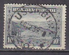 B0813 - RUANDA URUNDI Yv N°92 - 1924-44: Usati