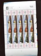 Belgie 2001 2993/94 F2993/94 Trains Nmbs Sncb Volledig Vel ! MNH Plaatnummer 2 - Full Sheets