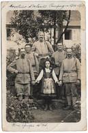 Souvenir D'Alsace Campagne 1914 - 1918 (carte écrite) - War 1914-18