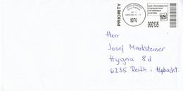 Brief Von Vasoldsberg Mit 135 Cent Bar Frei 2020 - 2011-... Lettere