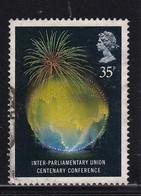 GB 1989, Minr 1201 Vfu. Cv 2 Euro - Oblitérés