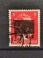 Deutsche Lokalausgaben (Netzschkau-Reichenberg) Mi-Nr. 6 Ll Gestempelt - Sowjetische Zone (SBZ)