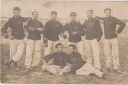 Militaires Du 17 éme Régiment D'Infanterie D'Epinal. Carte Photo 1905 Envoyé à Lenain, Maréchal à Nanteuil Le Haudouin. - Regiments