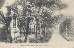 01 - 2021 - NORD - 59 - LILLE - Ecole Ozanam - Un Coin Du Jardin - Lille