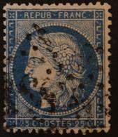 GRANDE CASSURE Superbe Variété Planchage 141A2 8ème état - 1871-1875 Ceres