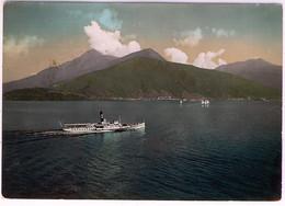 COMO LAGO UN SALUTO - GRAVEDONA 1953 - Como