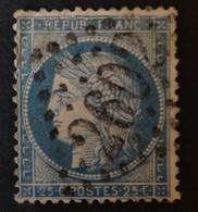 GRANDE CASSURE Superbe Variété Planchage 142A2 9ème état - 1871-1875 Ceres