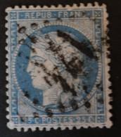 GRANDE CASSURE Superbe Variété Planchage 143A2 9ème état - 1871-1875 Ceres