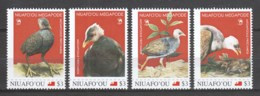 Niuafo'ou - MNH Set TONGAN MEGAPODE BIRD - Gallinaceans & Pheasants